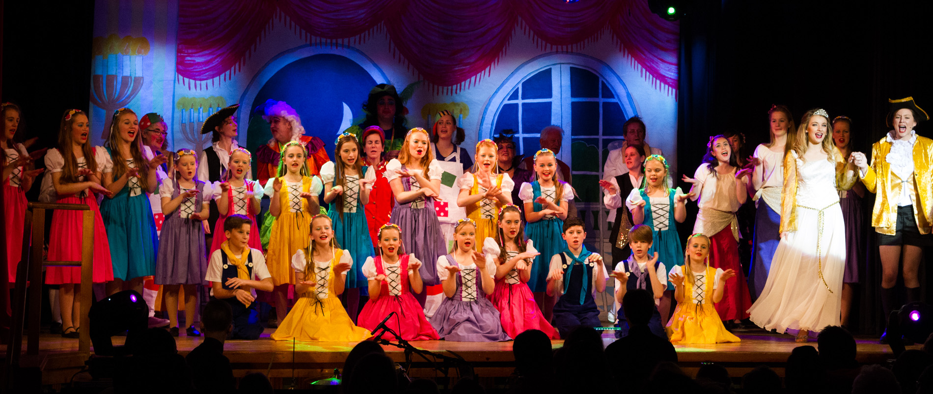 Full Cast: Cinderella 2014